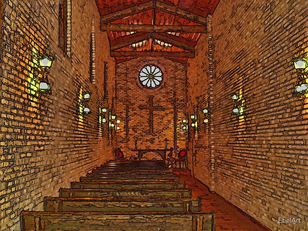 The Travelers Chapel by EbelArt