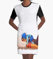 steven universe - jaspis Graphic T-Shirt Dress
