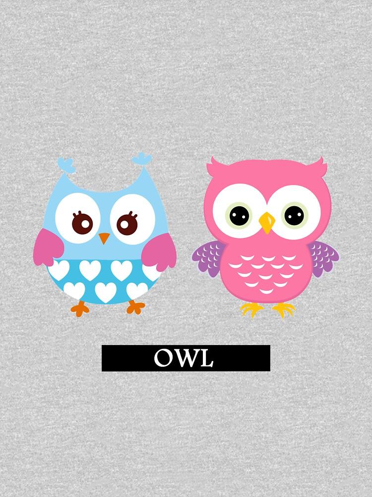Owl by waarpys