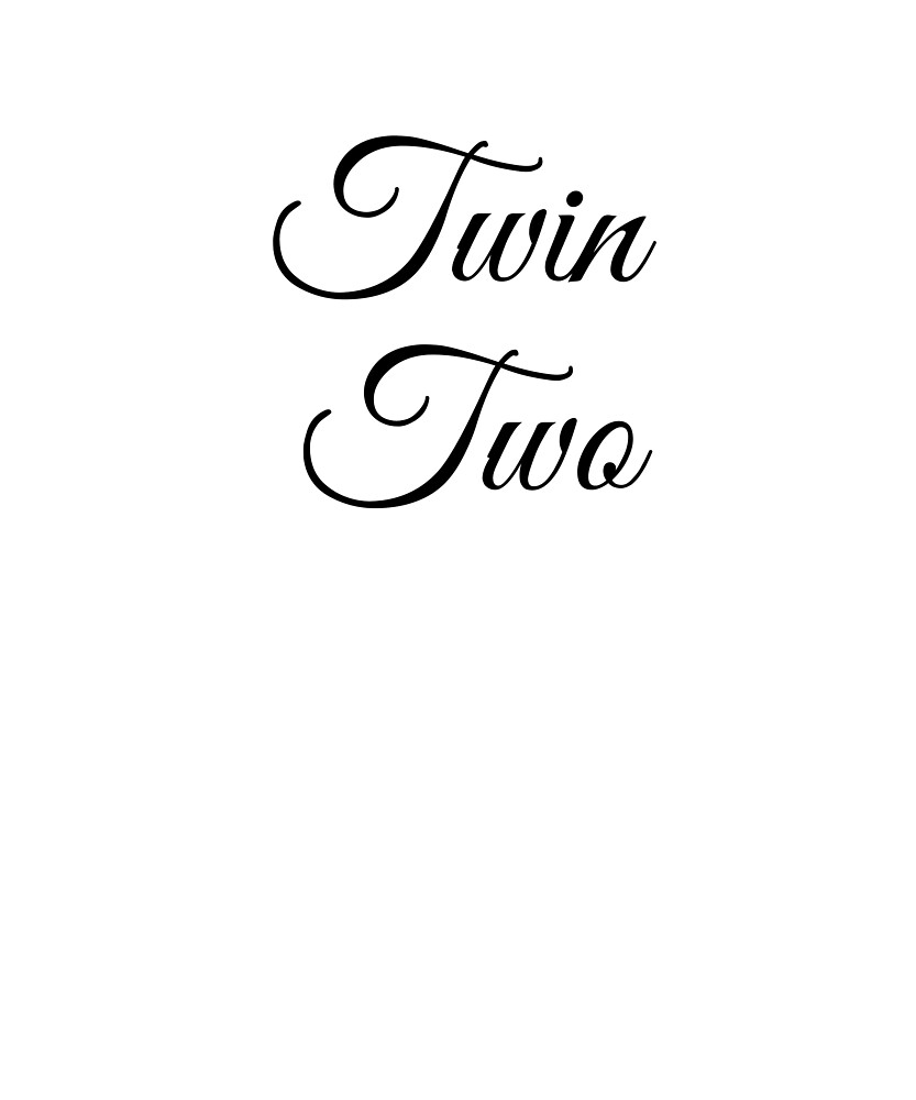 Twin Two Twin Birthday Gifts by TeesByDesign