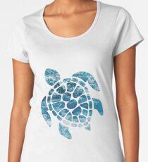 Ocean Sea Turtle Women's Premium T-Shirt