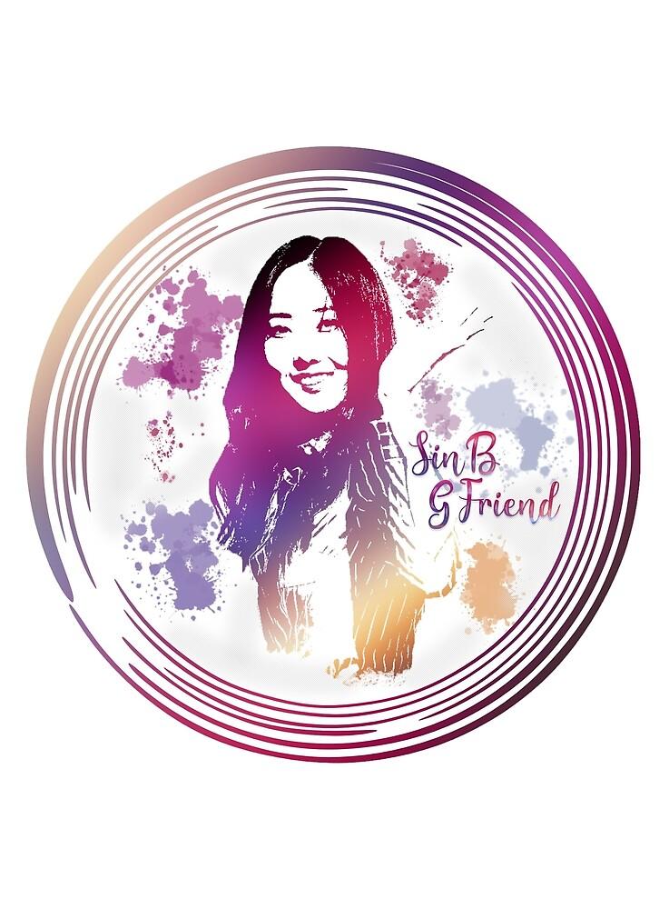 SinB GFriend by Hamki
