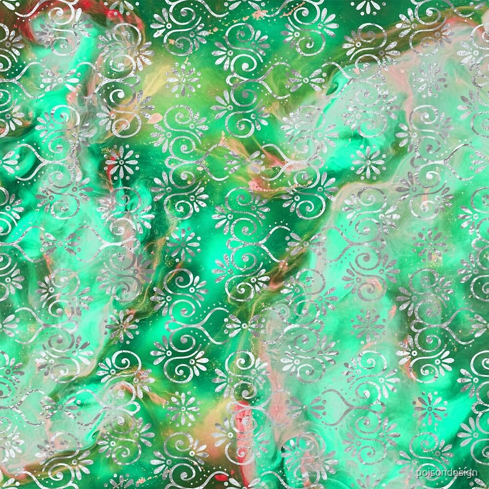 Psicodelic Adventure - Emerald by poisondesign