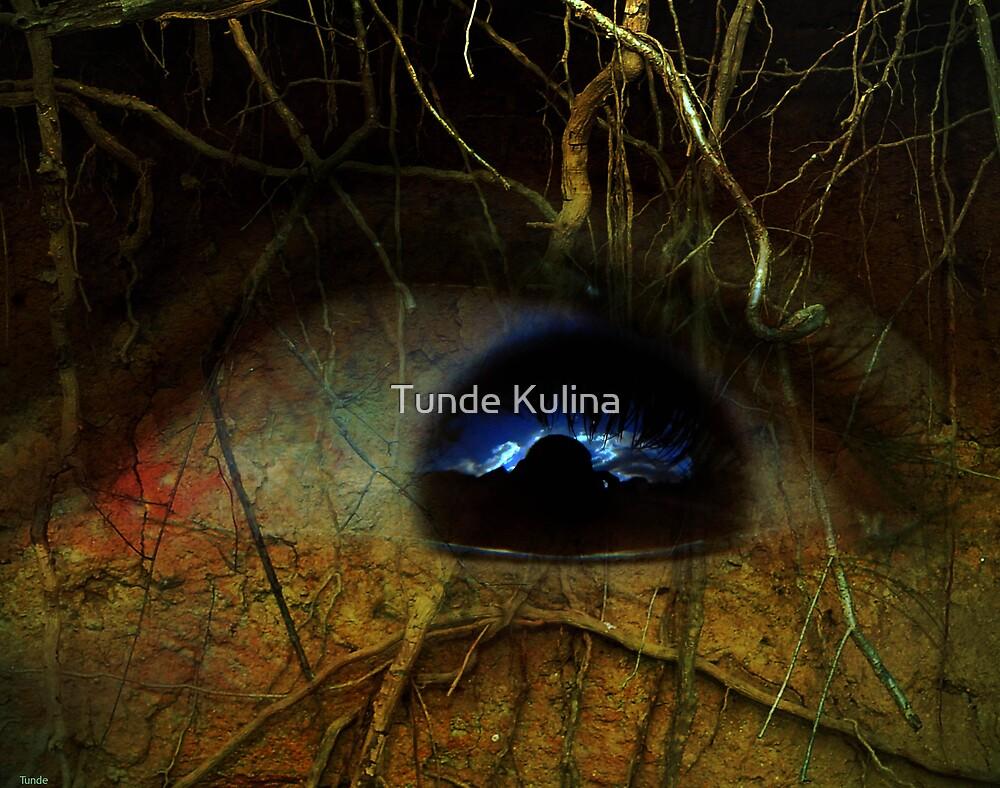 Masszemszogbol by Tunde Kulina