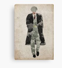 Arthur Shelby from Peaky Blinders Canvas Print