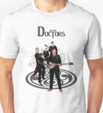 the Doctor Band Unisex T-Shirt