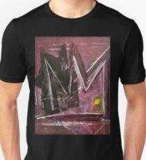 Graffiti Crown Unisex T-Shirt