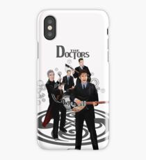 the Doctor Band iPhone Case