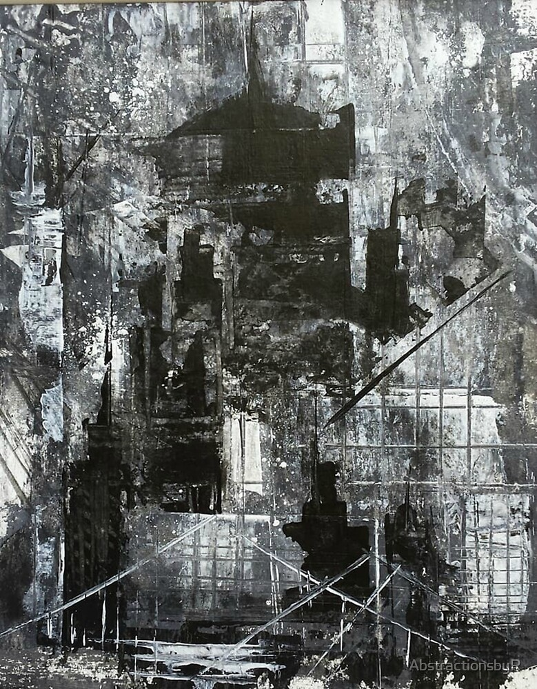 Downtown by AbstractionsbyR