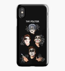 Best Kiss From the Doctor iPhone Case