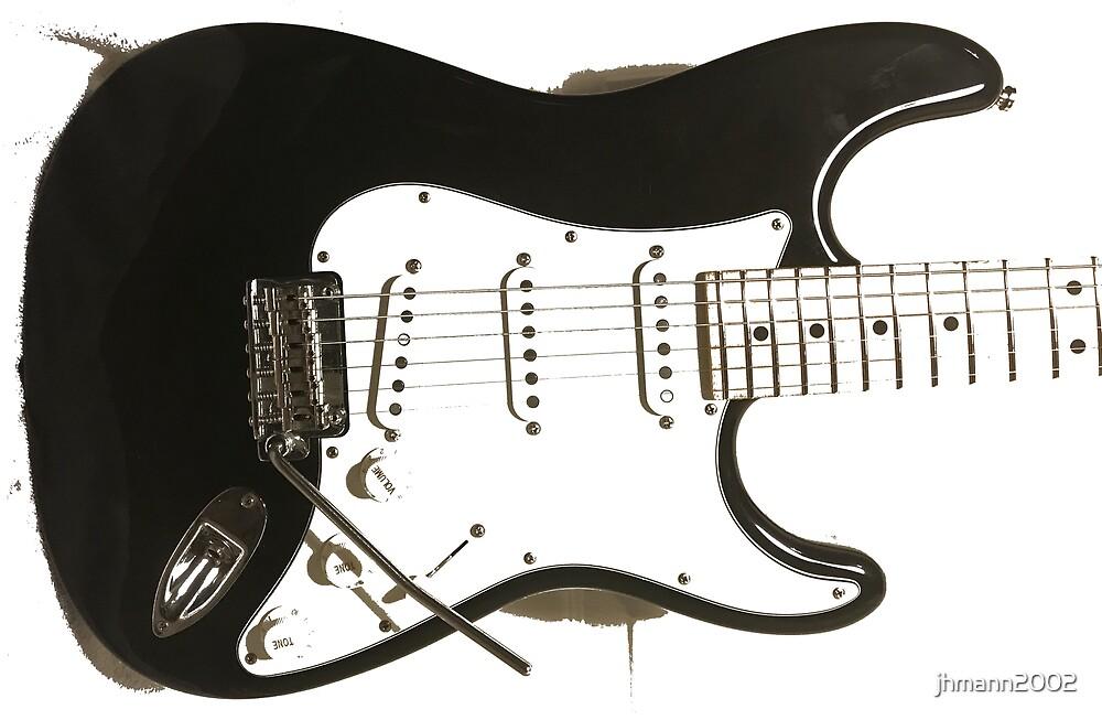 Stratocaster Guitar Strat by insomniaMajesti