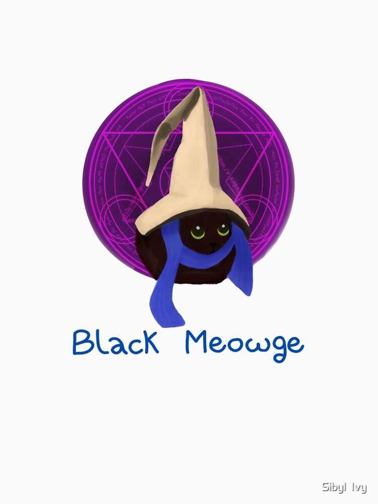 Black Meowge by Black-meowge