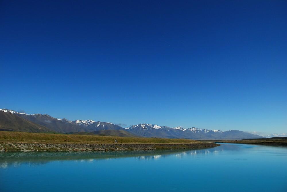 Canal, MacKenzie District, NZ by AlisonOneL