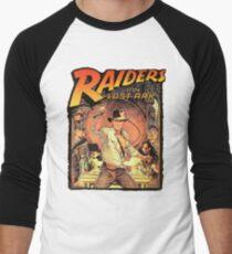 Raiders of the Lost Ark Men's Baseball ¾ T-Shirt