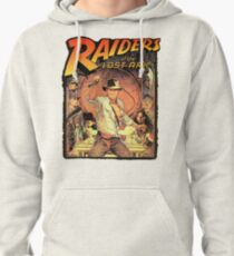 Raiders of the Lost Ark Pullover Hoodie