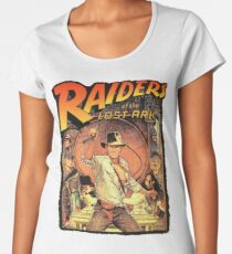 Raiders of the Lost Ark Women's Premium T-Shirt