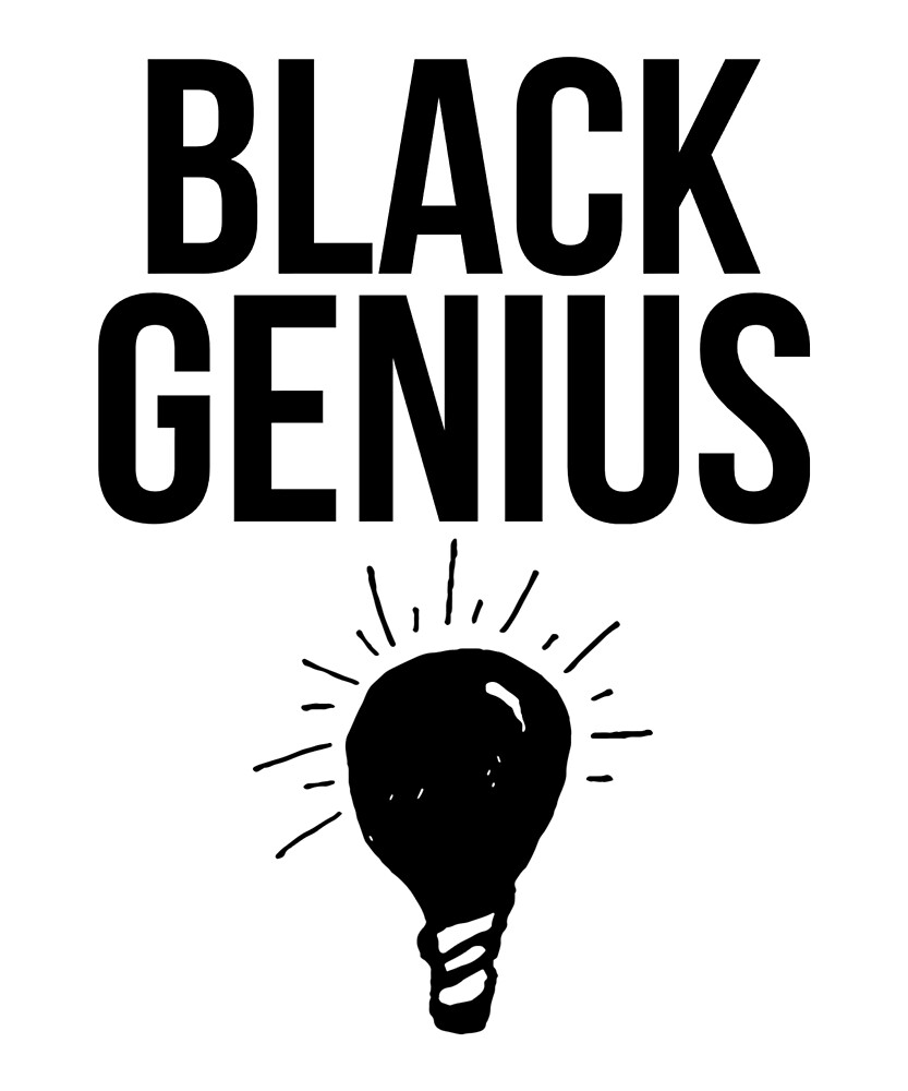 Black Genius by MoeDeesDotCom