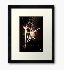 Happy New Year (my first 5DmkII post) Framed Print