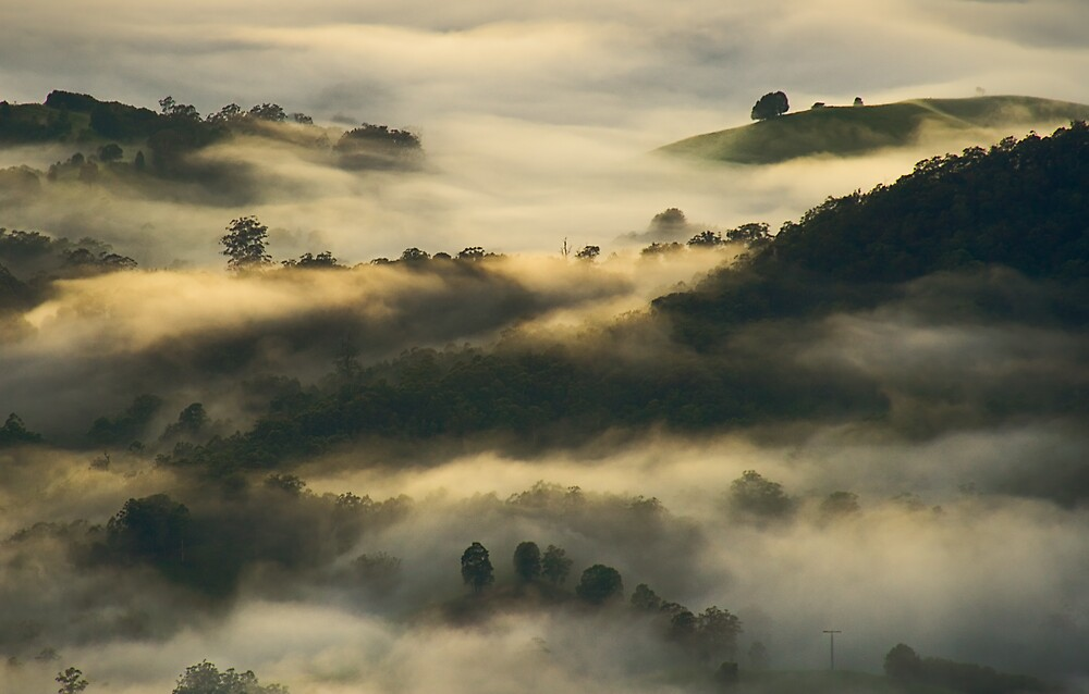 The Valley by Nigel Davey