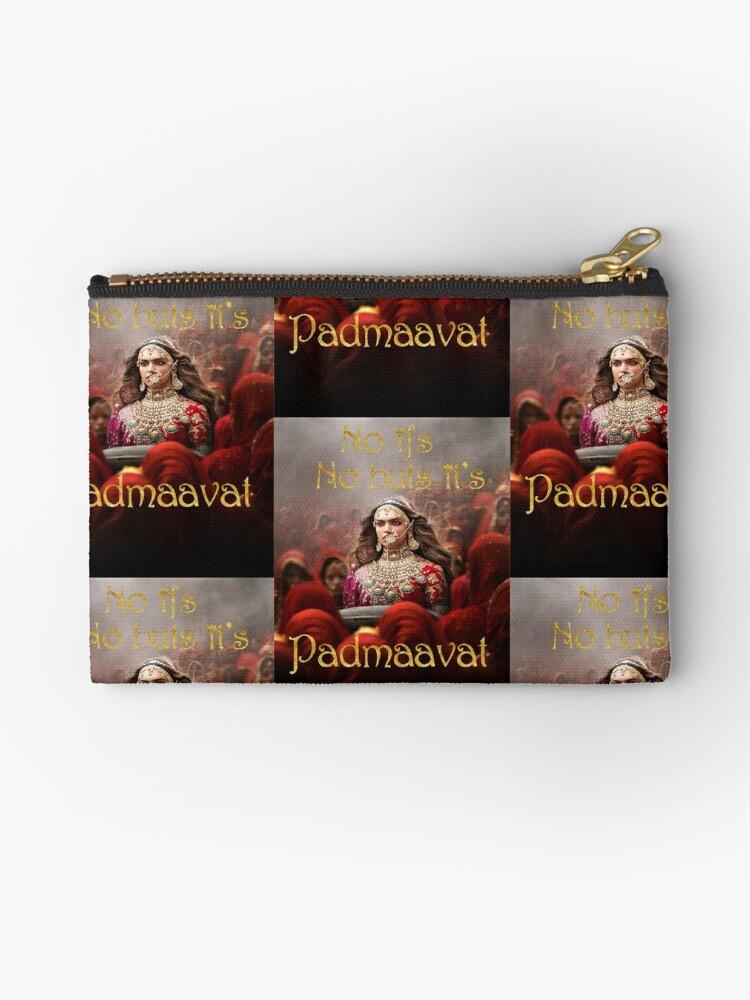 No ifs, No buts, it's Padmaavat by Razmanian Designs