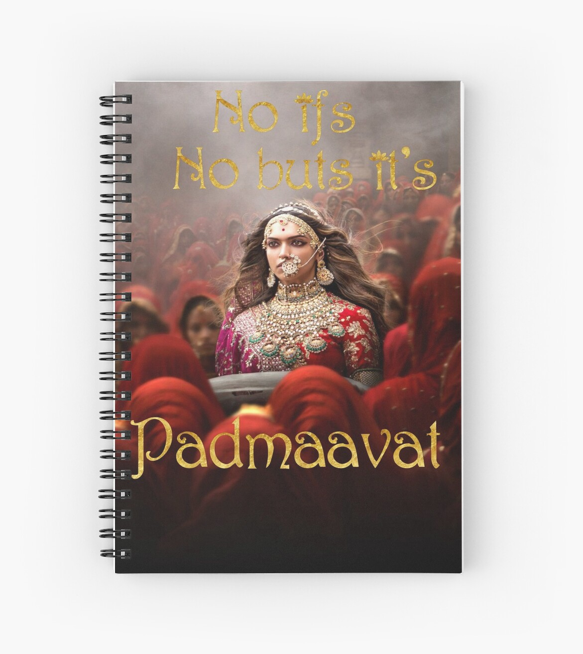 No ifs, No buts, it's Padmaavat by Razmanian Designs