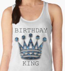 Birthday King Women's Tank Top