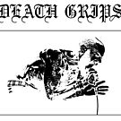 Death Grips Metal Black by Leatherface