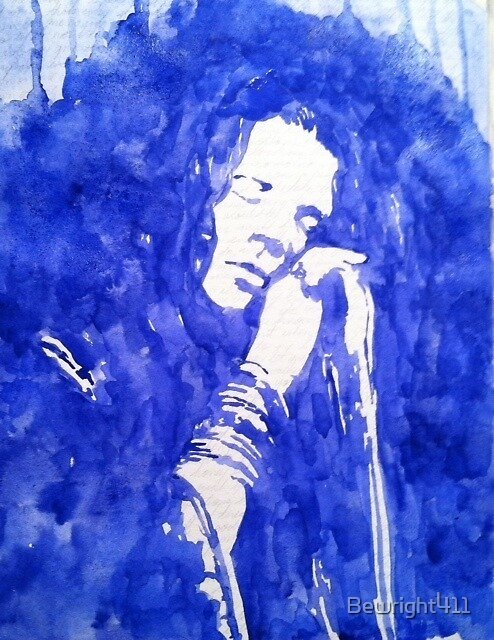 Janice Sings the Blues by Bewright411