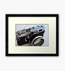 Canon VL Framed Print
