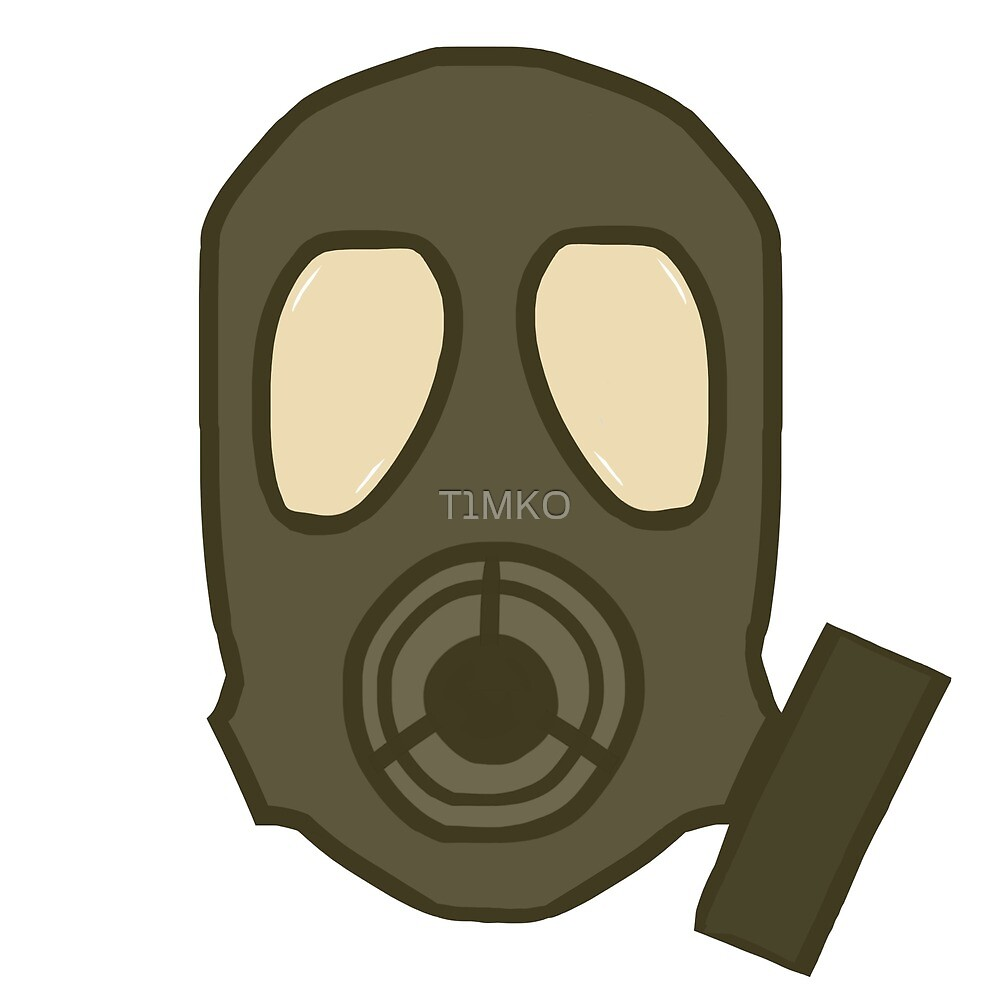 Gas Mask by T1MKO