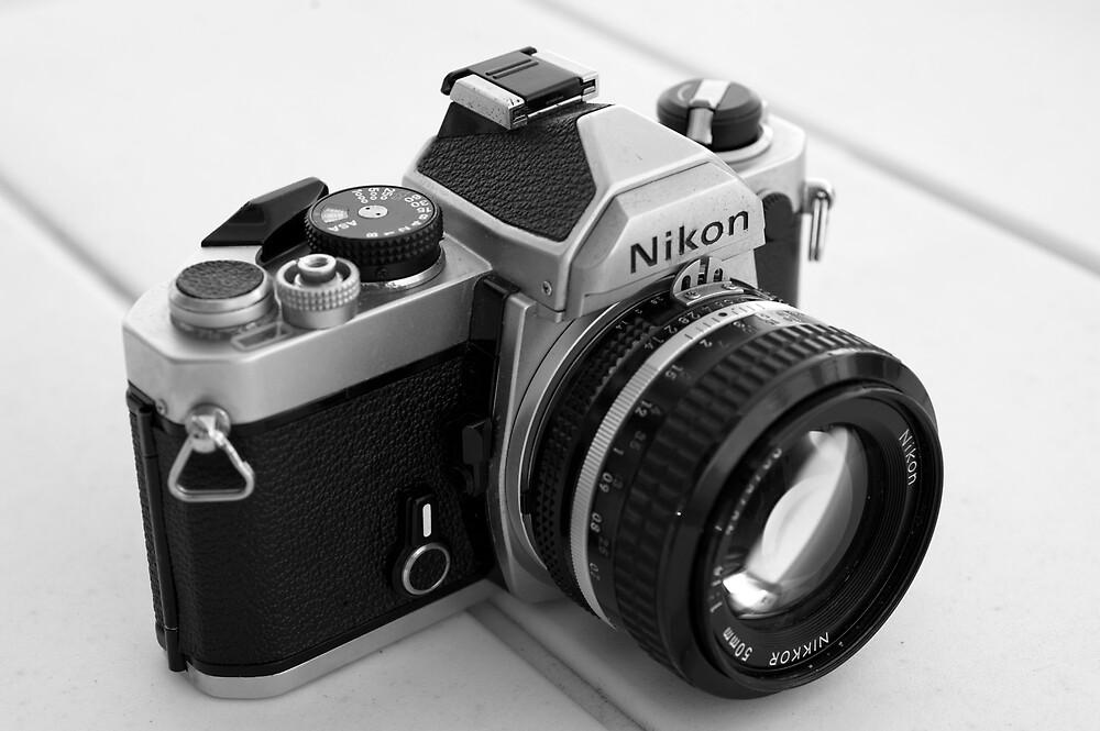 Nikon FM by stillmoment
