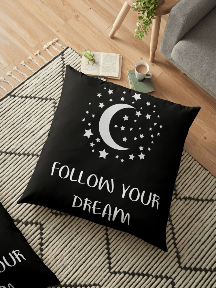 Typography| Follow your dream by Starlightweb