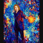 13th doctor Abstract by ADZKIYYA DESIGN