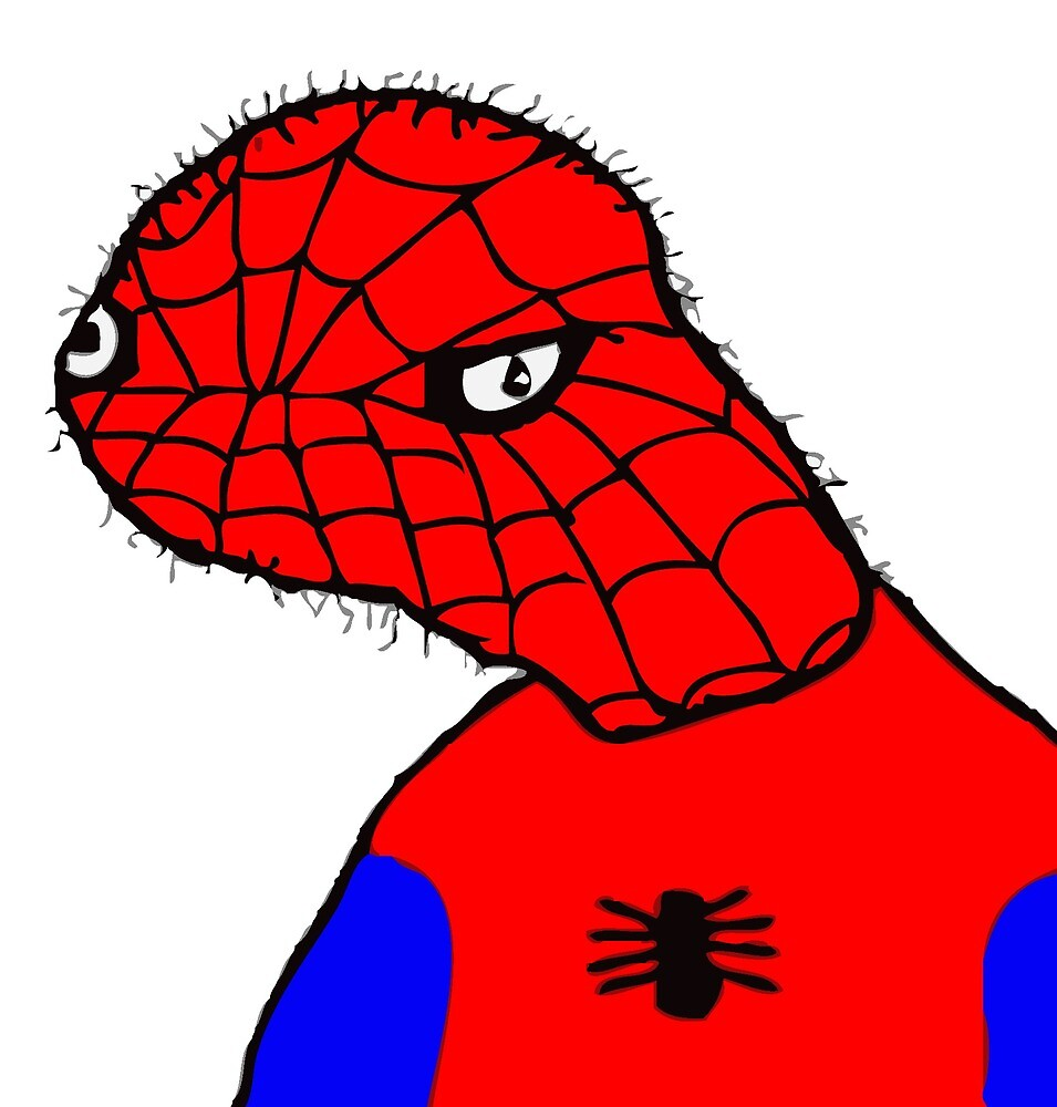 Spoderman by Justin is my name