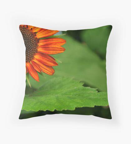 Sunflower 2009 Throw Pillow
