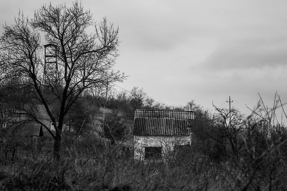 Dorog, Hungary by PeterCseke