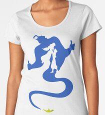 Genius Aladdin Women's Premium T-Shirt