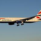 British Airways by ScottH711