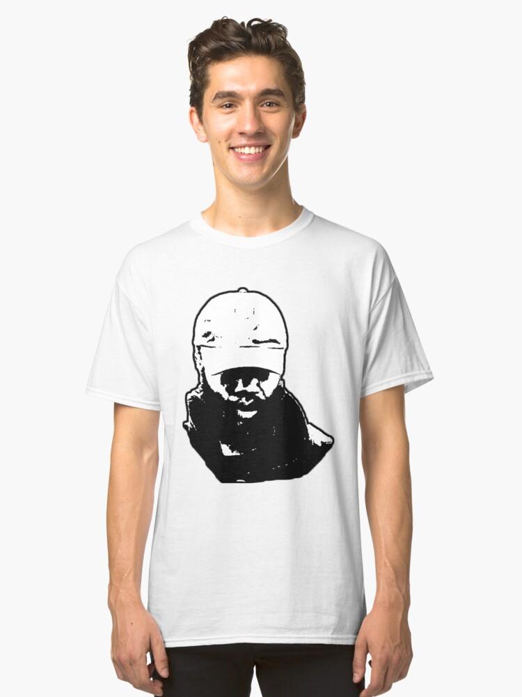 """MELT"" Classic T-Shirt Front"