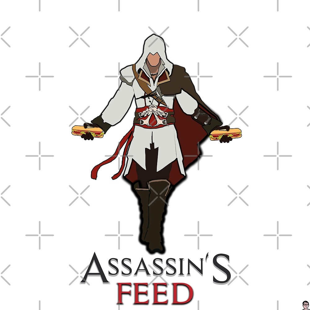 Assassin's Feed by Ceprints