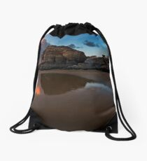 CHAPPLE ROCK PERRANPORTH Drawstring Bag
