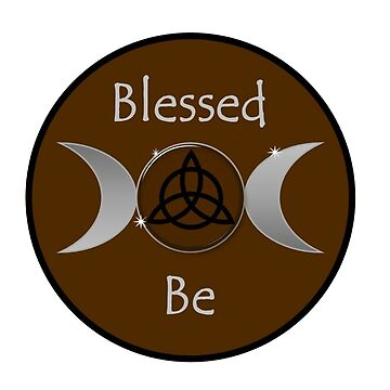 Blessed Be 2 by FrankiDee