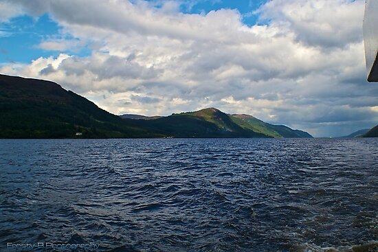 Beauty of the Loch. by jfrosbutter