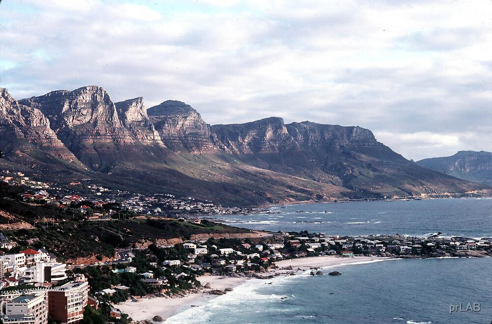 Table Mountain by prLAB