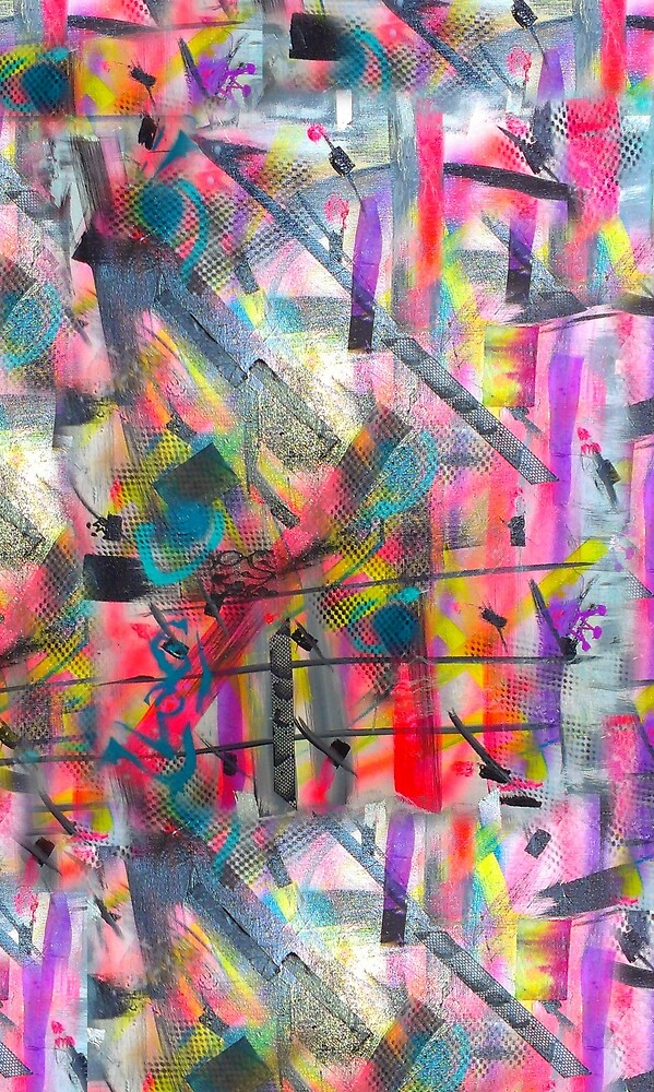 Art Chaos by carrie guthrie