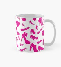 Meany shoes pattern Classic Mug