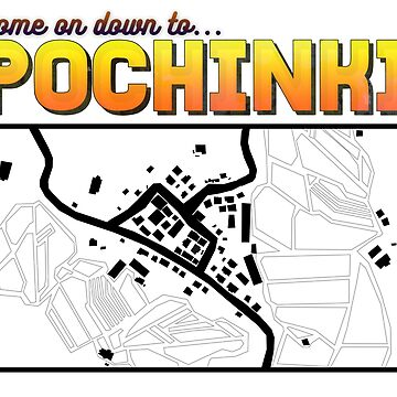 Come on down to... POCHINKI by TheBenjo