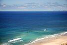 Beautiful Gold Coast of Australia by Extraordinary Light