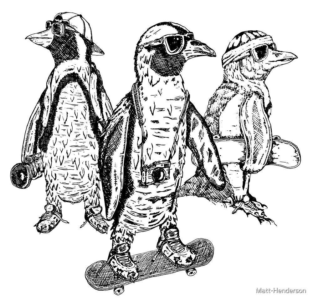 Skate squad by Matt-Henderson