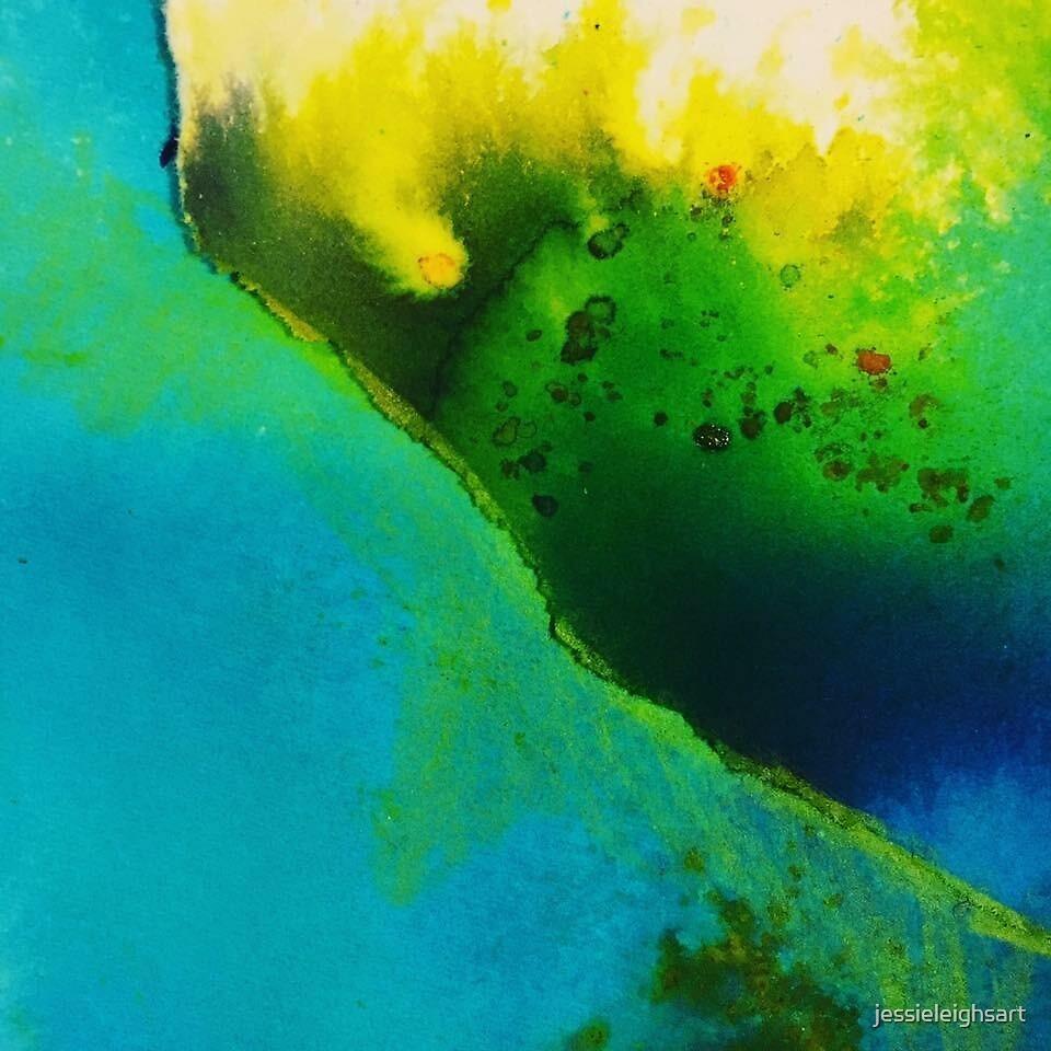 OCEANS by jessieleighsart